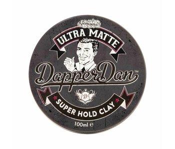 DapperDan Ultra Matte Super Hold Clay 100ml