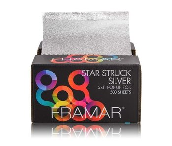 Framar Star Struck Silver Pop Up Foil 8 x11 (200 sheets)