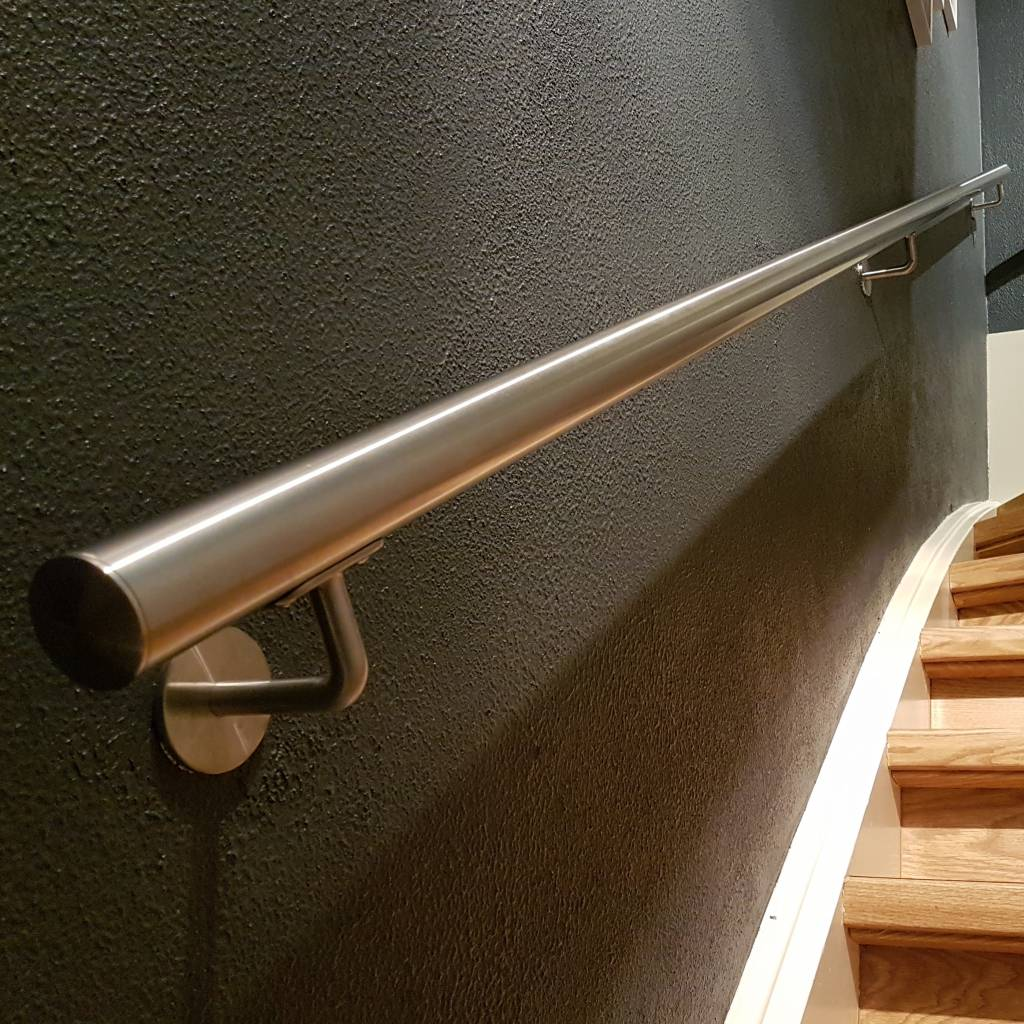 handlauf treppe edelstahl