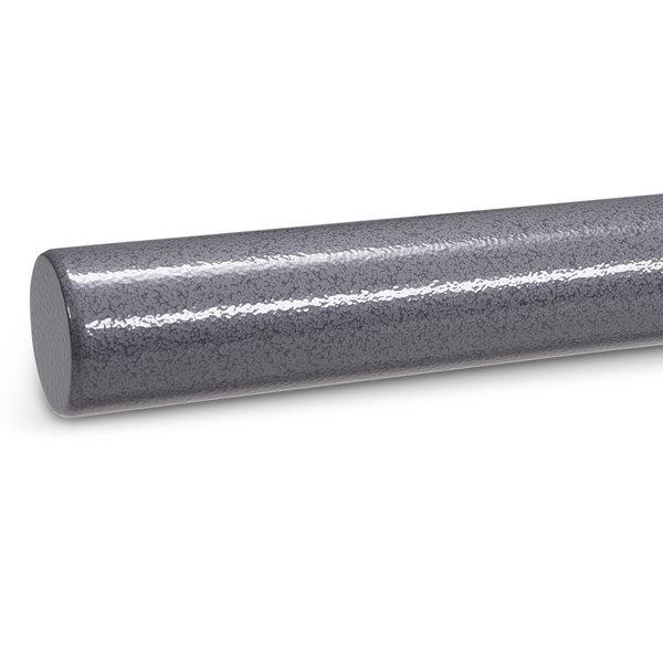 Handlauf Hammerschlag Optik beschichtet rund