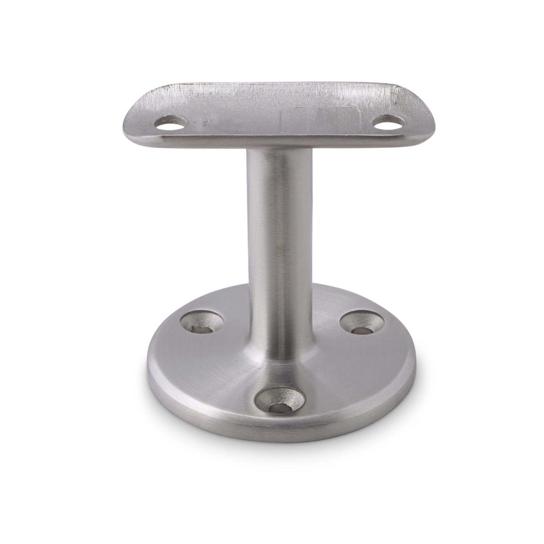 Handlauf Buche rund Modell 4 - Runde Treppengeländer - Treppenhandlauf aus unbehandeltem Buchenholz - Copy
