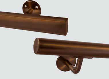 Handlauf Bronze Optik