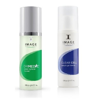 Image Skincare Cleanser combi Ormedic en Clear Cell