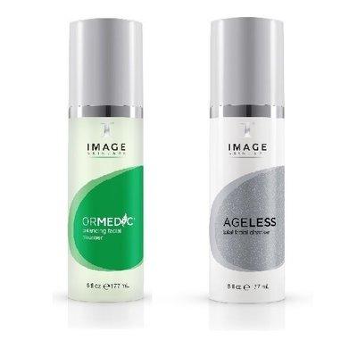Image Skincare Cleanser combi Ageless en Ormedic