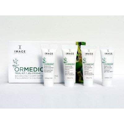Image Skincare Mini Ormedic Trial Kit + dermaroller