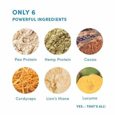 YourSuper Organic Chocolate Protein 400g