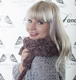 Angels-Knit by FDF 100% handmade Sjaal Air