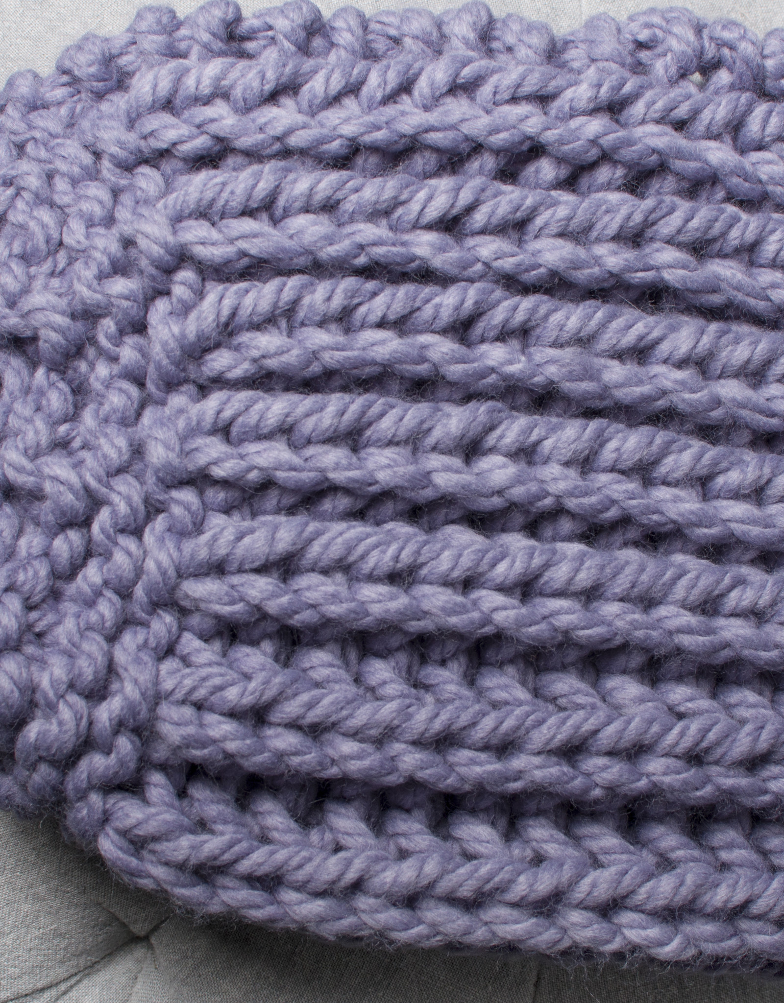 Angels-Knit by FDF 100% handmade Marie - violet