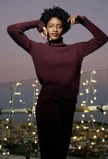 Angels-Knit by FDF 100% handmade Breipakket Earth Wooladdicts Medium Bordeaux