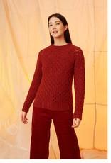 Angels-Knit by FDF 100% handmade Breipakket Trui Luna 0087 - S