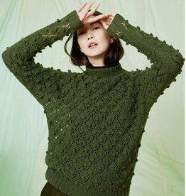 Angels-Knit by FDF 100% handmade Breipakket Trui Lusso  0198 / S - M