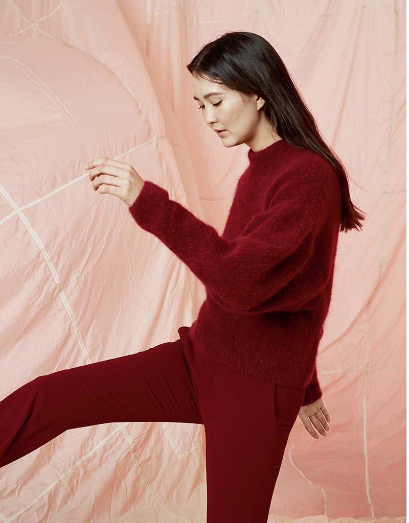 Angels-Knit by FDF 100% handmade Breipakket Trui Passione S-M 0064