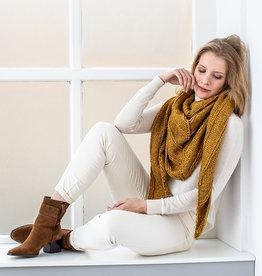 Angels-Knit by FDF 100% handmade Breipakket Sjaal Harper