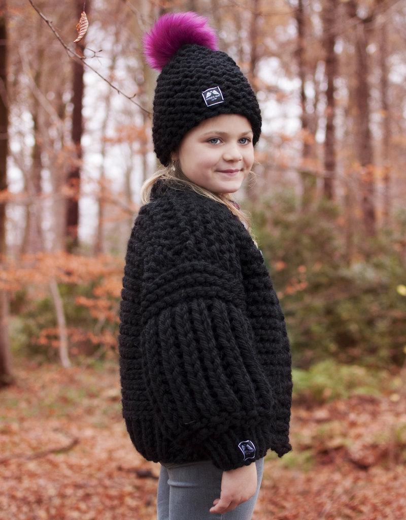 Angels-Knit by FDF 100% handmade Mini Marie Gilet