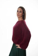 Angels-Knit by FDF 100% handmade Pull Jill Mohair
