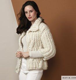 Angels-Knit by FDF 100% handmade Breipakket Nube M/L K50