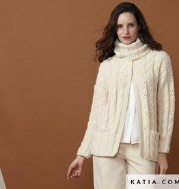 Angels-Knit by FDF 100% handmade Breipakket Cotton-Merino K100/XL-XXL