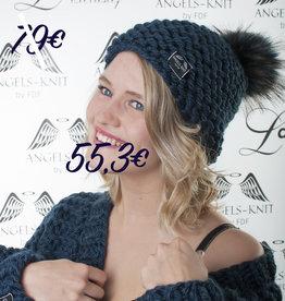 Angels-Knit by FDF 100% handmade Muts Linny Lova