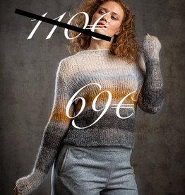 Angels-Knit by FDF 100% handmade Pull Stripe Chloé