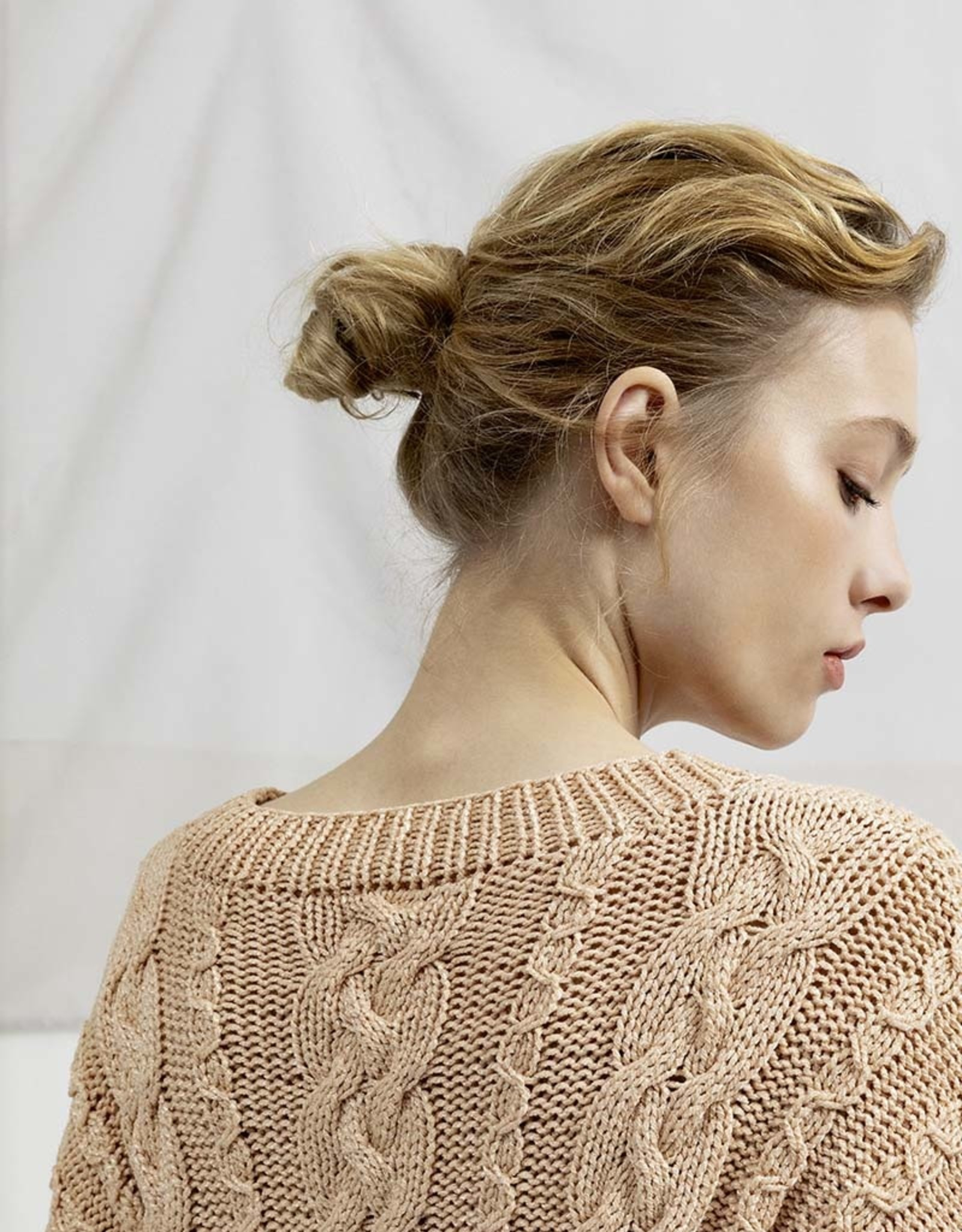 Angels-Knit by FDF Breipatroon zomertrui Janet 027 / M