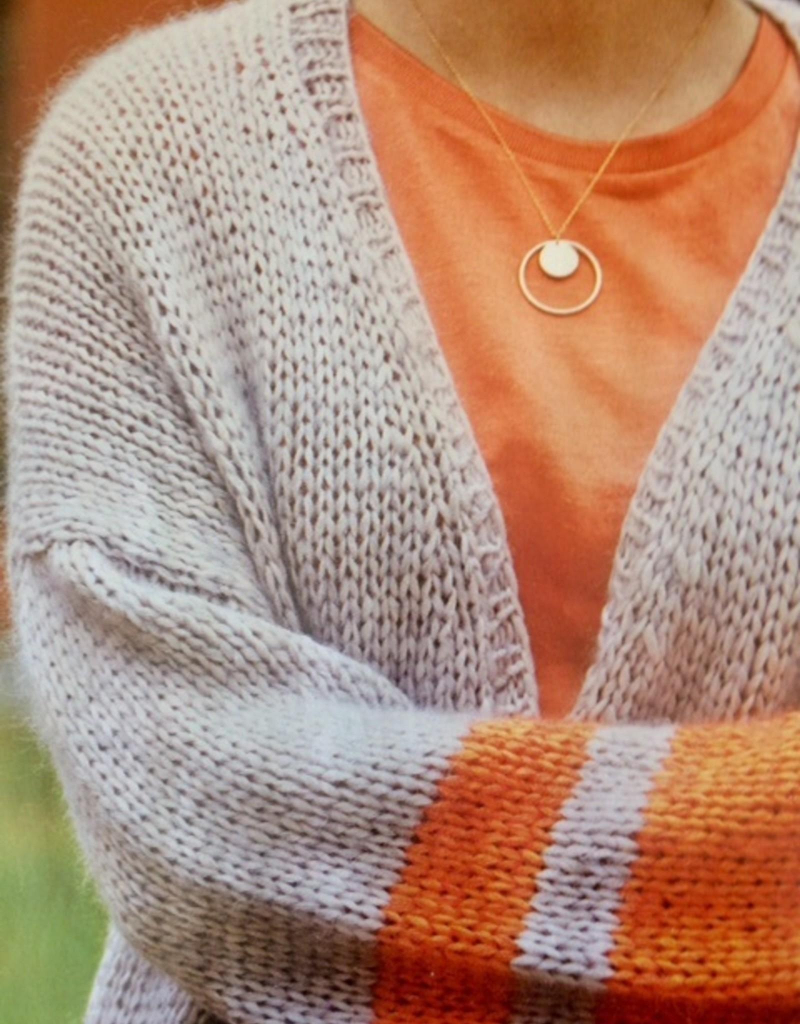 Angels-Knit by FDF Breipakket Lentevest Happy Smal