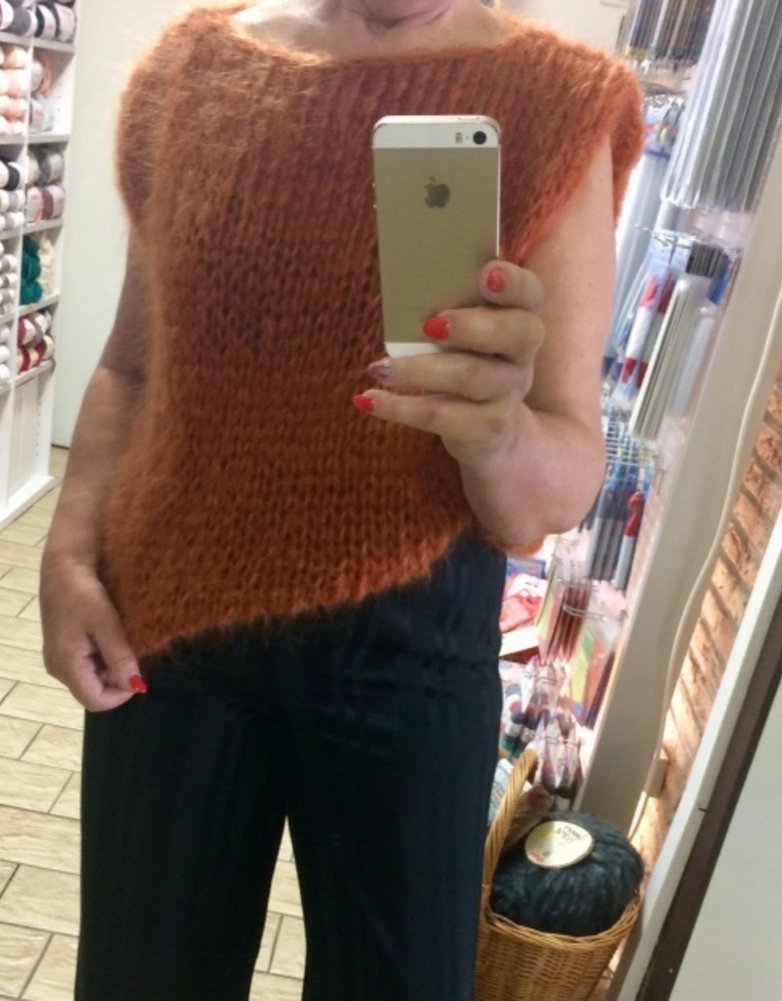 Angels-Knit by FDF 100% handmade Debardelleke Fran