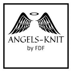 Angels-Knit by FDF 100% handmade