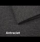 Hocker Deluxe Antraciet
