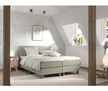 Boxspring Geneve Limited Colour Edition - Olive