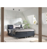 Boxspring Geneve Limited Colour Edition - Royal