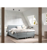 Boxspring Geneve Limited Colour Edition - Azure