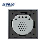 Livolo Design Touch Schakelaar | Zonwering | Rolluik | 1 Raams