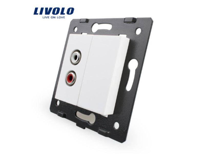 Livolo Design Modul | AUDIO | 1 X Audio
