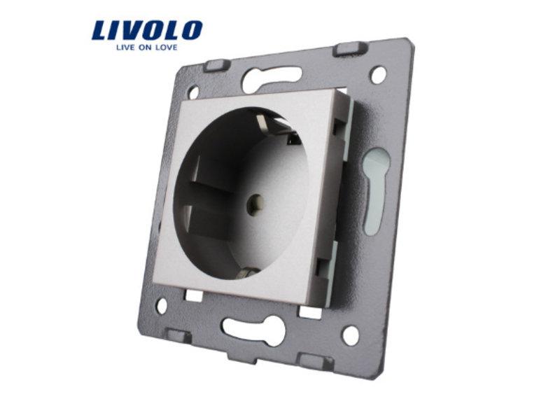 Livolo Design Socket Module | 1 Hole | EU