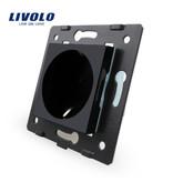 Livolo Design Steckdose Modul | 1 Fach | EU