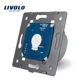 Livolo Design Touch Schakelaar Module | Enkelpolig | Geschikt voor Fibaro | 1 Raam