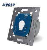Livolo Design Touch Switch Module Single pole | Suitable for Fibaro | 1 Hole