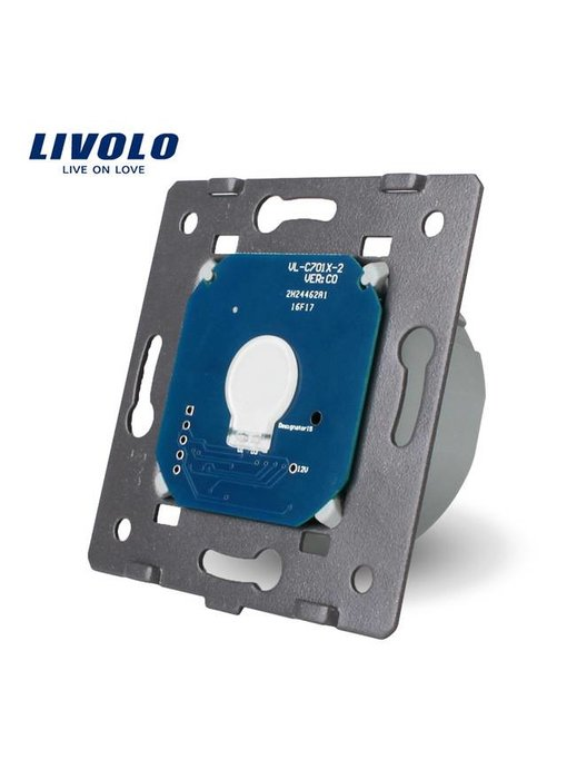 Livolo Touch Schakelaar Module | Enkelpolig | Fibaro
