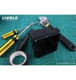 Livolo | Integrierte Box | 74mm x 71mm | koppelbar