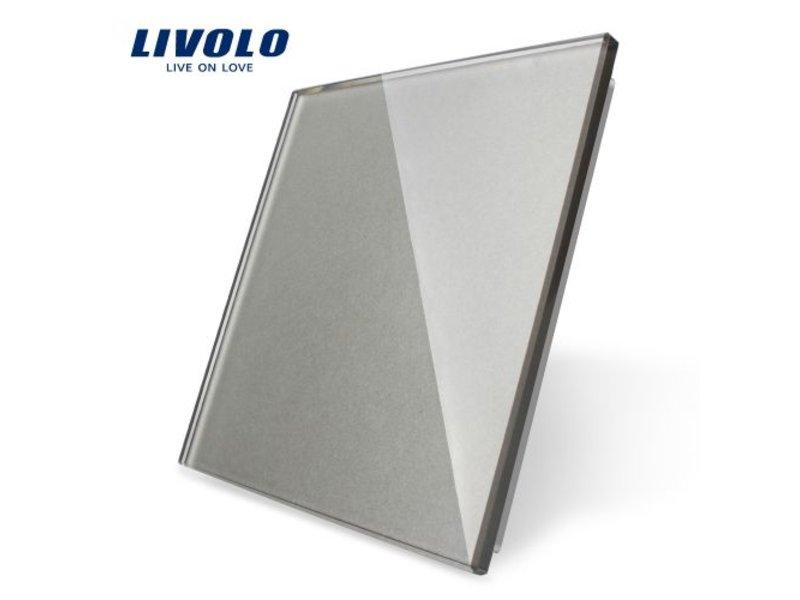 Design Glaspaneel | Blind Plaat | 1 Raams