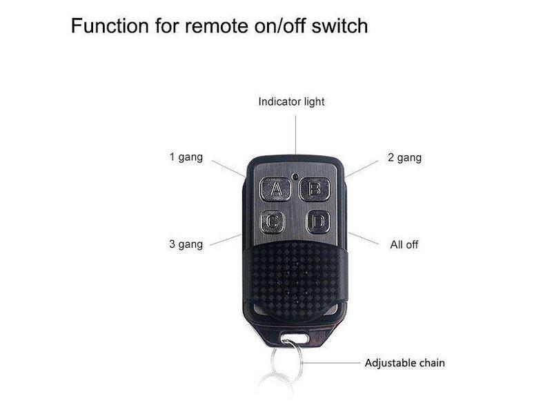 Simpel Remote | Afstandsbediening