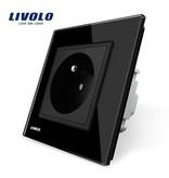Livolo Design Steckdose | Einfach | FR