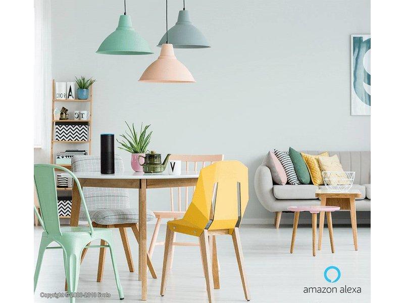 Design Touch Schakelaar | Enkelpolig  | Wissel | 1 Raams | Zigbee | Smart Home