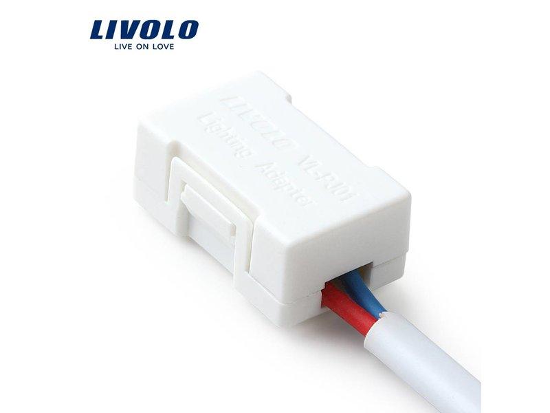Livolo Ledadapter | Voor gebruik bij lampen van minder dan 5 Watt.