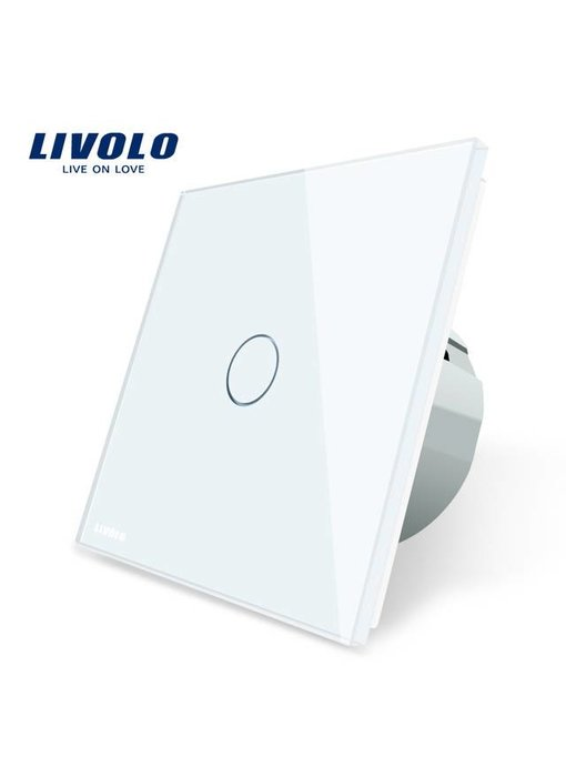 Livolo Touch-Schalter | Türklingel | 12V/24V