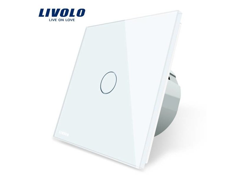 Design Touch Switch | Doorbell | 1-pole | 12V/24V