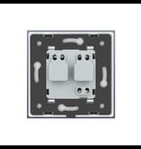 Livolo Design Wall socket | Single | 1 Hole