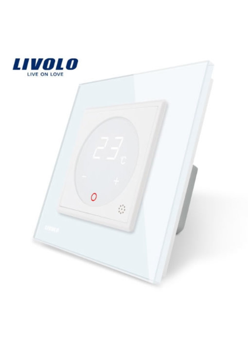 Livolo Thermostat Central heating (central) | EU