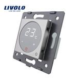 Livolo Modul Design Thermostat | Zentralheizung (Zentral) | 1 Fach