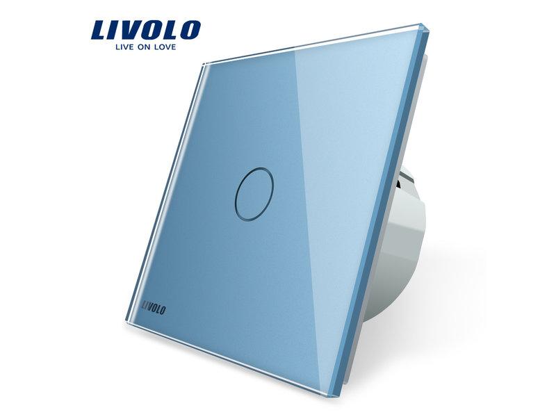 Livolo Design Touch Schakelaar | Enkelpolig
